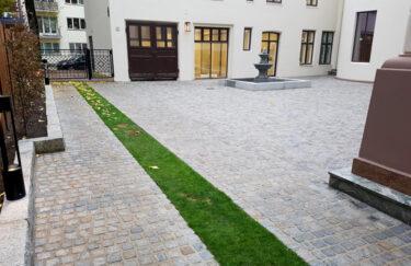 Trest Entreprenør AS er en innovativ totalentreprenør innen byggebransjen med spesialisering innen bygging av klassiske og moderne hager samt designhager. Vi tar også oppdrag innen forskalings- støp- og murerarbeider (brostein, granitt) og forøvrig alle typer grunn- og terrengarbeider i Oslo, wergelandsveien 29