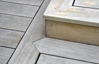 Trest entreprenør har ferdigstilt nok et nytt hageprosjekt i Oslo og Akershus. Vi bygge terrasse av Accoya terrassebord