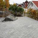 Trest hage entreprenør i Oslo og Akershus, legging av belegningsstein Torg Grå fra Aaltvedt