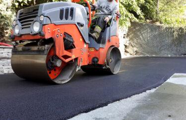 Trest hage entreprenør i Oslo og Akershus, legging av asfalt